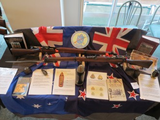 ANZAC arms
